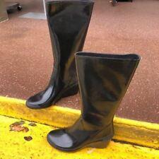 Cougar Black Waterproof Rain Boots