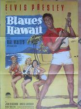 """Plakat """" Elvis Presley in Blaues Hawaii"""" 59 x 84 cm"""