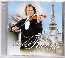 DOUBLE CD / ANDRE RIEUX - DOUCE FRANCE / 28 TITRES (ALBUM ANNEE 2010)