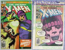 Uncanny X-Men #142 Days of Future Past CLASSIC COVER NEWSSTAND Variant + BONUS!
