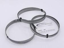 3 er SET Bi-Metall Sägeband 1638 x13x0,65 mm 10/14 ZpZ Bandsägeblatt Optimum
