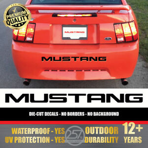 Vinyl Sticker Waterproof Decal GT Graphics Beautiful Horse Mustang