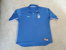 Italy Home Shirt 1997 1998 Nike Vintage Football Jersey 90s XL - National Team