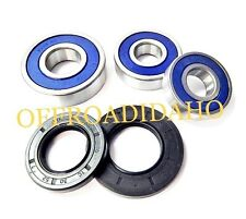 REAR AXLE WHEEL BEARING SEAL KIT HONDA VF750C MAGNA 750 1994 1995 1996 1997 1998