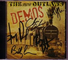 CD THE OUTLAWS - Demos 2010 / Southern Rock