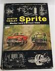 AUSTIN-HEALEY SPRITE MARKS 1,11 1958 HANDBOOK Piet Olyslager MOTOR MANUALS 23