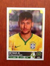 2015 Panini NEYMAR JR Sticker COPA AMERICA Brazil Brasil Barcelona #224