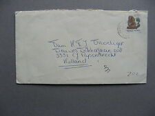 Norway, shipsmail cover 1990, Ms Winston Churchill, Nordcap