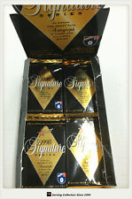 1998 Select AFL Signature Trading Cards Sealed Loose Packs Unit of 4--packs