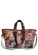 $950 Isabel Marant Wardy New Quilted Shopper/Travel Tote Bag NEW