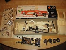 Ideal Vintage Palmer Model Car Kit 1959 Corvette Convert 3 in 1 Annual Premier