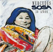 MERCEDES SOSA : 30 ANOS / CD - TOP-ZUSTAND