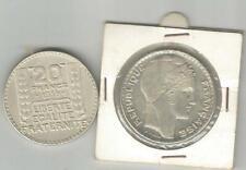 20 FRANCS TURIN 1939  . COPIE