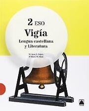 (15).LENGUA LITERATURA 2ºESO (VIGIA). ENVÍO URGENTE (ESPAÑA)