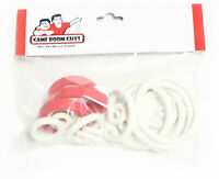 Gottlieb Lights Camera Action Pinball Machine Replacement Rubber Ring Kit