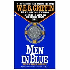 Badge of Honor: Men in Blue 1 by W. E. B. Griffin (1988, Paperback)