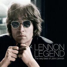 JOHN LENNON - LENNON LEGEND: THE VERY BEST OF CD ALBUM (2011)