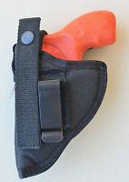 "REVOLVER GUN HOLSTER FITS CHARTER ARMS BULLDOG & PUG 2 1/2"" Barrel"