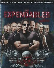 The Expendables (Blu-ray / DVD, 2010, 3-Disc Set, Canadian)