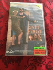 SOFT FRUIT - A FILM BY CHRISTINA ANDREEF - AUSTRALIAN  RARE VHS VIDEO TAPE