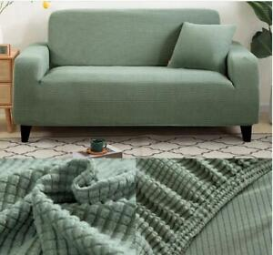 Stretch Sofa Cover 1/2/3/4-Seater Sofa Slipcover Furniture Protector Couch Cover