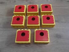 LEGO Duplo - 8 giallo & rosso Windows-GMT13