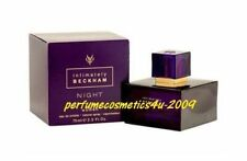 DAVID BECKHAM INTIMATELY NIGHT FOR WOME 2.5 OZ / 75 ML EAU DE TOILETTE SPRAY NIB