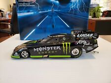 Rare 2007 Kenny Bernstein Monster Energy Drink 1:24 NHRA Charger Funny Car MIB