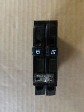 Challenger/American Type A Tandem 15 Amp 120/240V A1515 Circuit Breaker No Clip