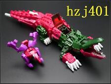 TRANSFORMERS HASBRO DELUXE TOMY LG-22 headmaster Skullcruncher complete no box
