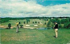 Titusville Pennsylvania~Cross Creek Resort~Golf Course~1979 Postcard