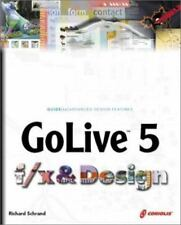 GoLive 5 f/x and Design