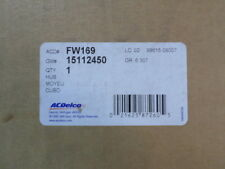15112450 (FW169) - Hub & Bearing - GM ACDelco OE Service