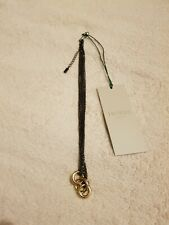 Hobbs necklace Gold Multi