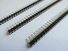 10 Stück - 32 pol. Präzisionssockelleiste RM2,54 IC-Sockel 1 reihig M12/2750 10x
