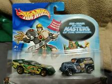 Hot Wheels He-Man And The Masters Of The Universe 2 Pack