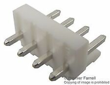 HEADER THT VERTICAL 3.96MM 4WAY  PC Board  Connectors  Pack of 5  CN18494