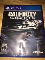 Call of Duty: Ghosts (Sony PlayStation 4, 2014) - BRAND NEW- SEALED-FREE SHIPP.