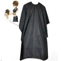 Large Waterproof Salon Haircut Hairdressing Cutting Barber Cape UK Cloth Go Z8A0