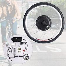 Kit de Conversión de Bicicleta Eléctrica con Controlador de Modo Dual 36V 500W