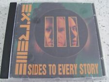 Extreme 3 Three Sides To Every Story CD Nuno