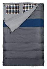 Schlafsack für 2 Personen - Doppelschlafsack - 2er Deckenschlafsack XXL -groß!