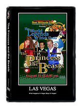 Las Vegas Trick shot show DVD with Mike Massey, Stefano Pelinga and Mary Avina