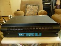 Crown XLS 602 Power Amplifier - The excellent working condition!