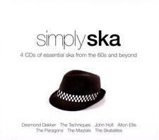 SIMPLY SKA 4 CD NEU