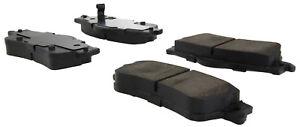 Disc Brake Pad Set-C-TEK Ceramic Brake Pads Rear Centric 103.13520