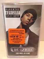 "New Sealed Lil Zane ""Young World The Future "" 2000 Cassette Tape"