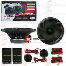 POWER ACOUSTIK EF-60C 6.5-INCH 6.5