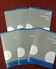 SILVINE A4 ACCOUNTS BOOK KEEPING JOURNAL X 6 BOOKS