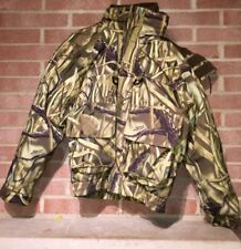 Cabelas Winter Camo Jacket (941103) Mens Small Thinsulated